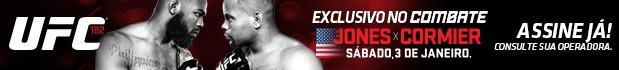 Banner para Noticias do UFC182 (Foto: Editoria de arte)