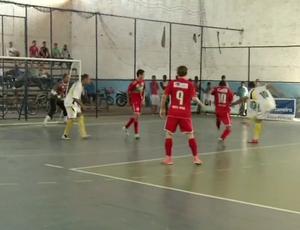 Times jogaram em Três Rios (Foto: Reprodução/TV Rio Sul)