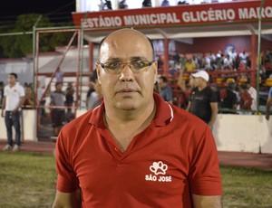 São José leva título do Sub-20 Amapaense (Foto: Jonhwene Silva/GE-AP)