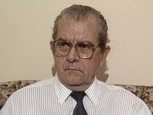 Ex-ministro da Educação, Jarbas Passarinho recebeu honraria da Unicamp em 1973 (Foto: Cedoc / EPTV)