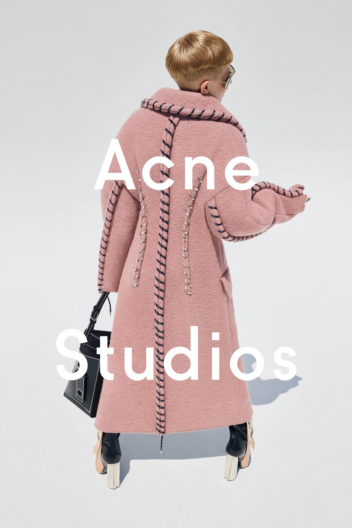 Frasse Johansson para Acne Studios (Foto: Divulgação)