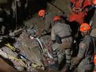 Polícia investiga responsável por desabamento com 2 mortos no Rio