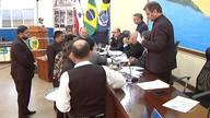 Pedido de vista adia votação do PL de concessão de linhas de ônibus em Santarém