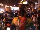 Grupo faz pedalada em homenagem à ciclista morta durante assalto