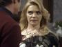 Antonio se desculpa com Ruty Raquel e a convida para jantar
