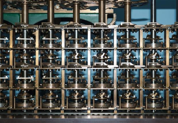 A máquina de Turing (Foto: Thinkstock)
