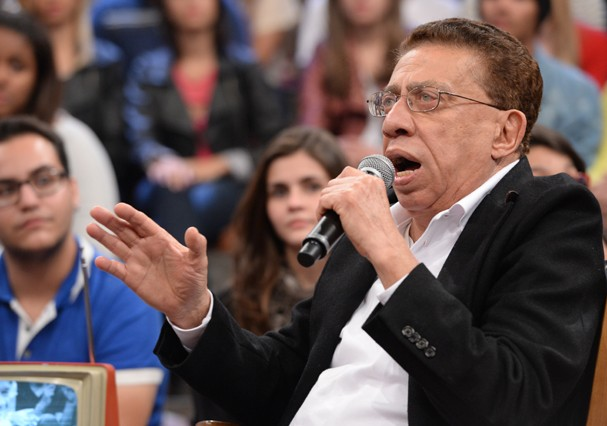 Paulo Silvino morre aos 78 anos (Foto: Zé Paulo Cardeal/TV Globo)
