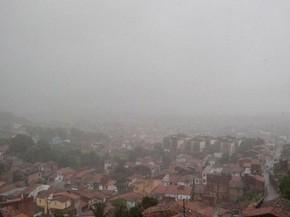 Neblina Aracaju (Foto: Tassio Andrade/G1)