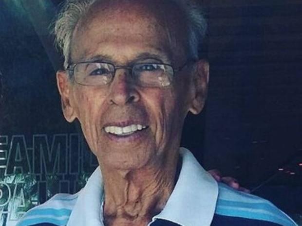 Aposentado João Bosco, de 83 anos, desaparece em Niterói (Foto: Arquivo Pessoal/Letícia Castro Neves)