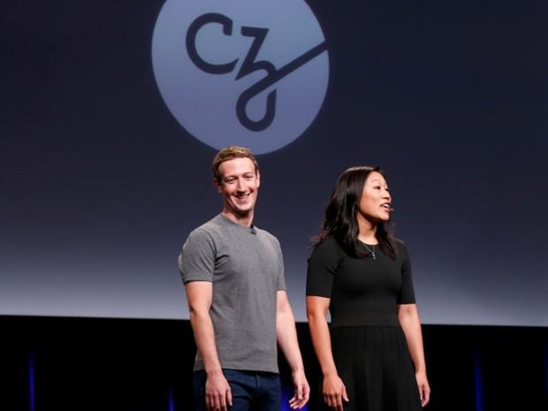 Resultado de imagem para Mark Zuckerberg promete US$3 bilhões para curar e tratar doenças