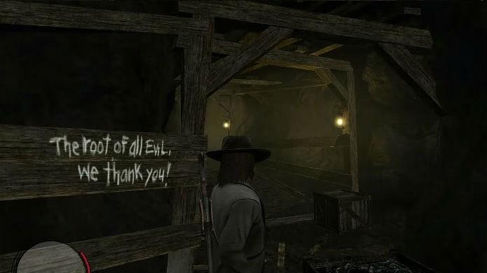Red Dead Redemption deixa seus cheats à mostra (Foto: Reprodução/Thomas Schulze)