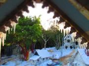 Raimundo Rodriguez fez até nevar (Meu Pedacinho de Chão / TV Globo)