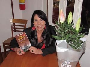Christiane Michelin lançou o guia na quarta-feira (Foto: Divulgação)