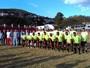 Tupynambás e Angra dos Reis fazem jogo-treino de pré-temporada em MG