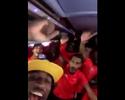 Time de Everton Ribeiro é campeão sem jogar nos Emirados Árabes e faz a festa