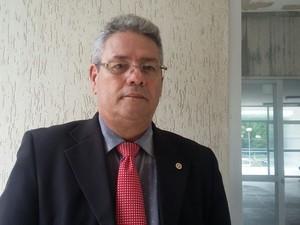 Procurador e coordenador do Gaeco, Ricardo Lapenda Figueiroa (Foto: Paula Cavalcante/ G1)
