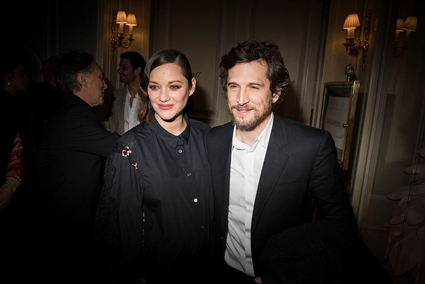 Marion Cotillard e Guillaume Canet (Foto: Getty Images)