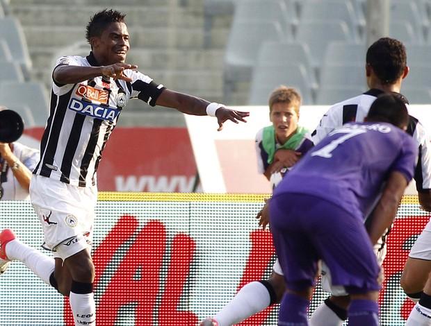Maicosuel gol Fiorentina (Foto: AP)