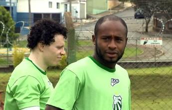 Caldense anuncia retorno do atacante Zambi para a disputa do Mineiro 2017