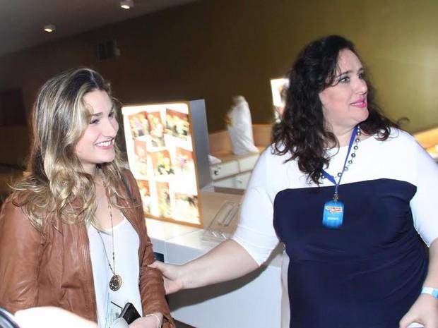 Sasha e Lílian Aragão (Foto: Alex Palarea/Felipe Panfili/AgNews)