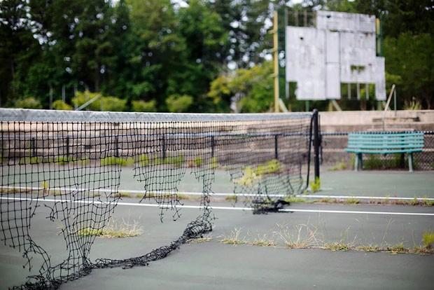 Construções olímpicas abandonadas (Foto: David Goldman/Reprodução)