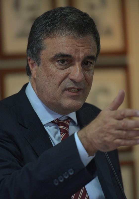 O ministro José Eduardo Cardozo  (Foto: Fabio Rodrigues Pozzebom/ABr)