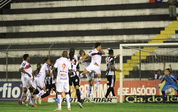 ASA x Paraná Clube (Foto: Ailton Cruz/Gazeta de Alagoas)