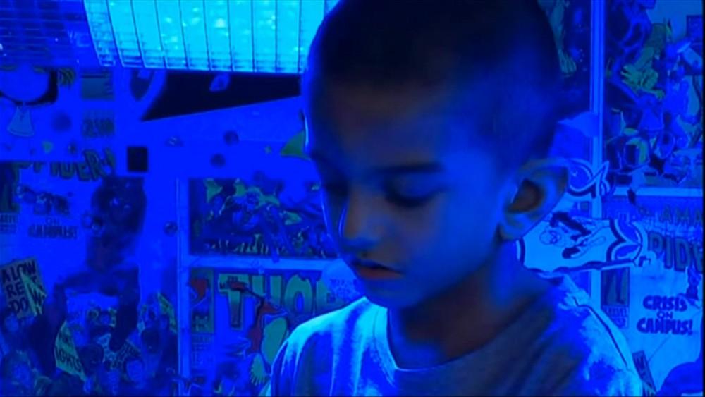 Doença de Ismail é muito rara, com registros de um caso em um milhão de nascimentos (Foto: BBC)