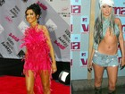 Relembre os 20 looks mais bizarros da história do MTV Video Music Awards