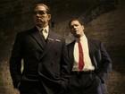Tom Hardy vive irmãos gêmeos criminosos no filme 'Legend'