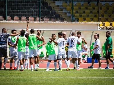 Maringá gol Londrina (Foto: Rodrigo Araújo/MaringáFC)