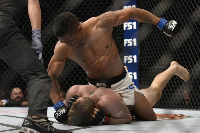 Kevin Lee, Jake Matthews, TUF 23 Finale, UFC MMA (Foto: Getty Images)