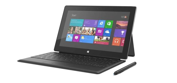 Surface pode ganhar versão mini em breve (Foto: Divulgação/Microsoft)