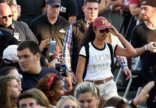 Malia Obama (Foto: Kevin Mazur/Getty Images)