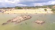 Conheça as beleza das praias da região Xingu