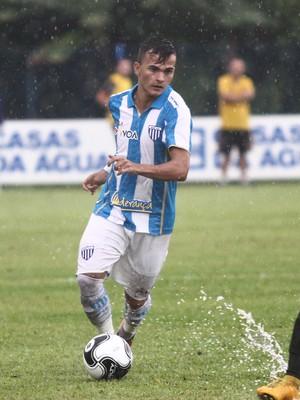 Lucas Fernandes Avaí (Foto: Jamira Furlani/Avaí FC)