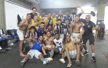 Descontração e bicho alto: a receita do Botafogo na rota da Libertadores