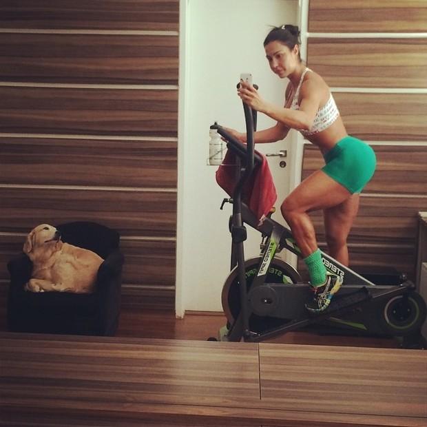 Gracyanne Barbosa (Foto: Reprodução do Instagram)