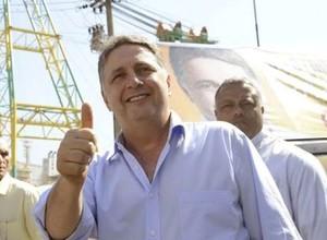 Anthony Garotinho (PR) é líder nas pesquisas de intenção de voto no Rio de Janeiro (Foto: Reprodução/Facebook)