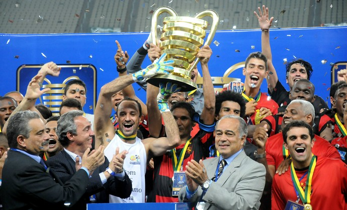 sport campeão copa do nordeste (Foto: Aldo Carneiro / Pernambuco Press)
