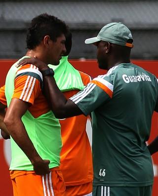 Edson, Fluminense (Foto: Nelson Perez/ Fluminense FC)