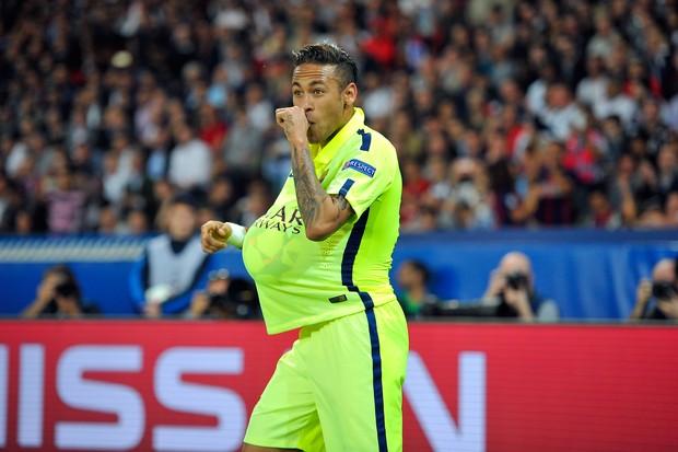 Neymar (Foto: Aurelien Meunier/Getty Images)