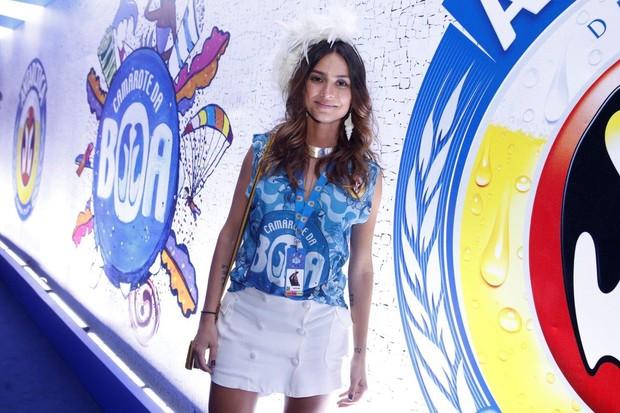 Thayla Ayala (Foto:  Felipe Panfili / AgNews)