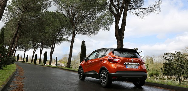 Renault Captour (Foto: Renault)