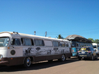 Polícia apreende mais de 700 quilos de pescado em ônibus de viagem em MT