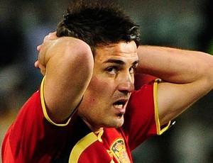 Copa das Confederações 2009 - Espanha x Estados Unidos - David Villa (Foto: Reuters)
