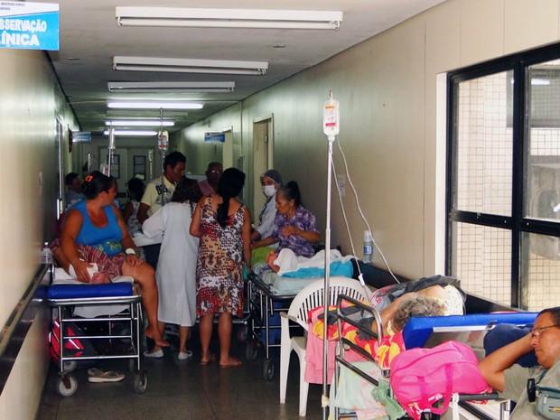 Resultado de imagem para caos na saúde do rn