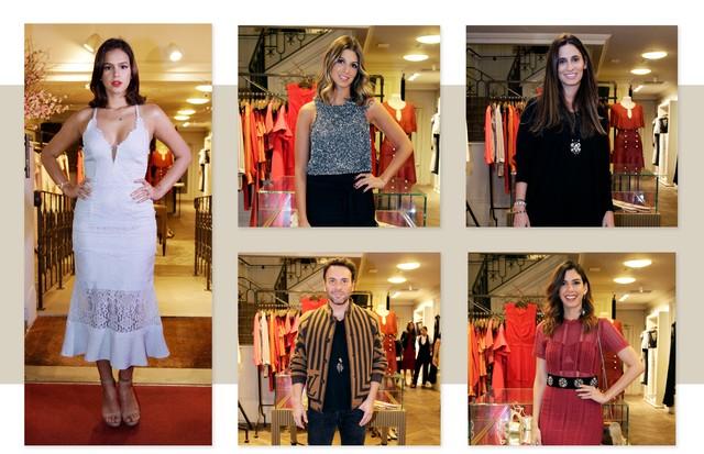 Bo.Bô lança coleção party edition com Bruna Marquezine, Camila Coutinho, Anna Fasano, Clara Ribeiro e Matheus Mazzafera (Foto: Reprodução)