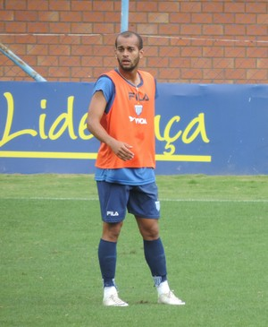 Heber Avaí (Foto: Diego Madruga)