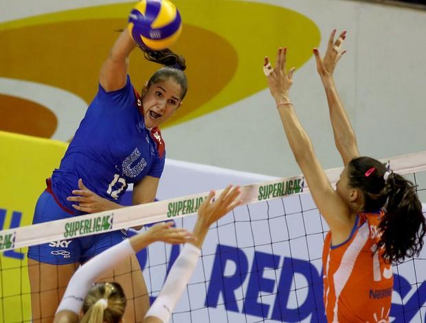 Volei Osasco x Rio de Janeiro Natalia (Foto: Luiz Doro/adorofoto)